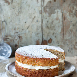 Maple Parsnip Cake