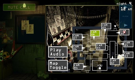 Five Nights at Freddy's 3 Demo APK for Bluestacks