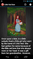 Screenshot of Little Red Bow-Red Riding Hood