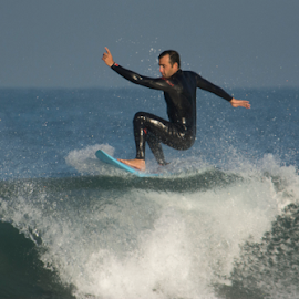 surf by Yuval Shlomo - Sports & Fitness Surfing ( surfing, sports, sea, surf )