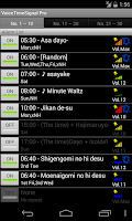 Screenshot of VoiceTimeSignal Pro