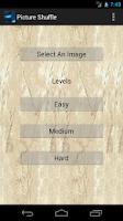 Screenshot of Picture Shuffle