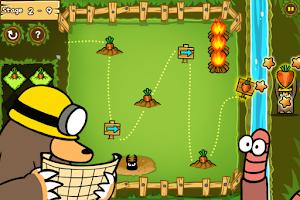 Screenshot of Hungry Mole