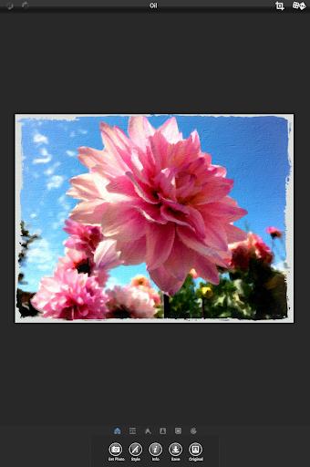 PhotoArtista - Oil - screenshot