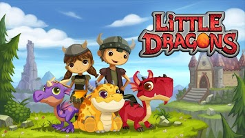 Screenshot of Little Dragons