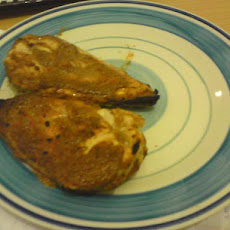 Moist Chicken Tikka Breasts