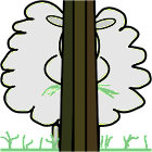SecretSheep - hide caller ID icon