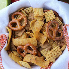 Slow-Cooker Fiesta Ranch Chex™ Mix