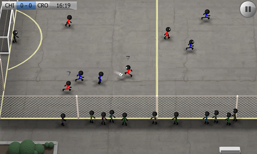 Game Stickman Soccer APK for Kindle