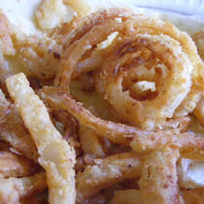 Deep-Fried Onion Rings