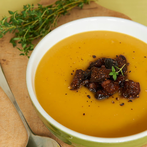 French Onion Butternut Squash Soup With Gruyere Recipes — Dishmaps