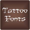 Fonts Tattoo for FlipFont Free APK for Bluestacks