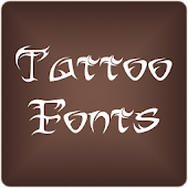 Download Full Fonts Tattoo for FlipFont Free  APK