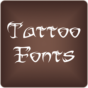 fonts tattoo for flipfont free apk for blackberry download android apk games apps for. Black Bedroom Furniture Sets. Home Design Ideas