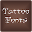 APK App Fonts Tattoo for FlipFont Free for iOS