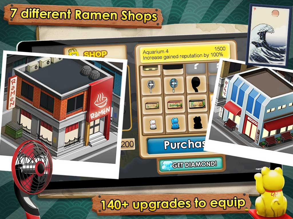 Ramen Chain Screenshot 7