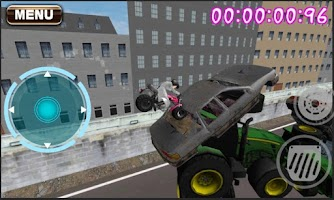 Screenshot of Rush Wildly EXTREME
