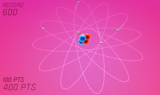 Atomic Nucleos 3d