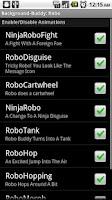 Screenshot of Background-Buddy: Robo