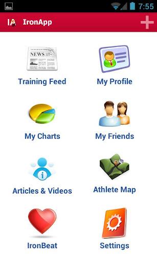 IronApp - The Triathlete App
