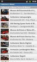Screenshot of Terra di Motori