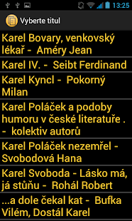 Prozaik - screenshot