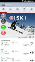 Screenshot of iSKI USA