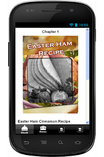 Easter Ham Cinnamon Recipe - screenshot