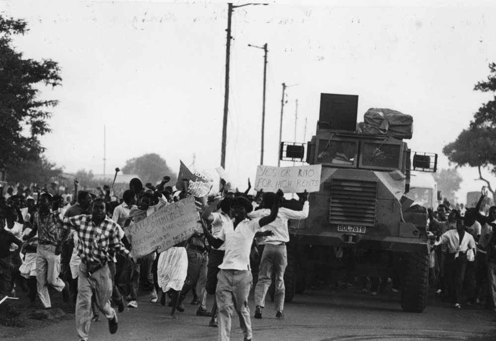 Soweto Uprising, June 16 1976