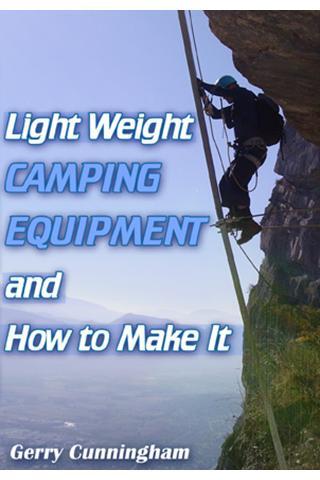 Light Weight Camping Equipment