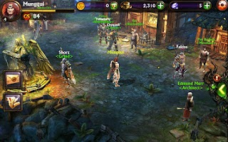 Screenshot of ETERNITY WARRIORS 3