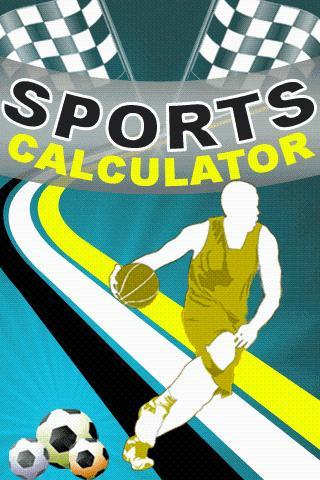 Sports Calculator