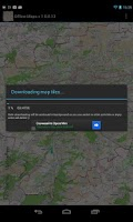 Screenshot of Offline Maps