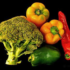 Vegetables  by Azher Saleh - Food & Drink Fruits & Vegetables ( vegetables )