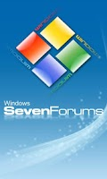 Screenshot of Seven Forums App