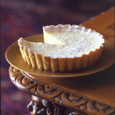 Lime Custard Tart