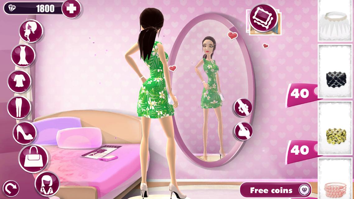 Игры для макияж андроид