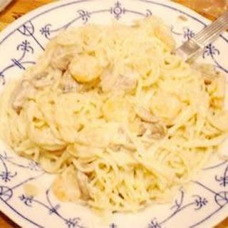 Seafood Tetrazzini Recipes