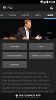 Screenshot of Faith Christian Center