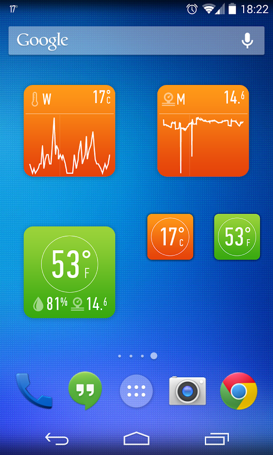 Smart Thermometer Screenshot 6