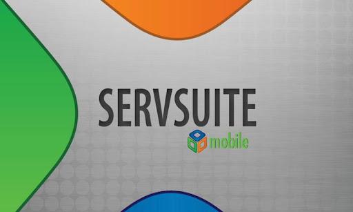 ServSuite Mobile Tablet