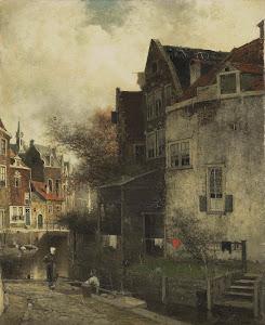 RIJKS: Ferdinand Carl Sierich: painting 1905