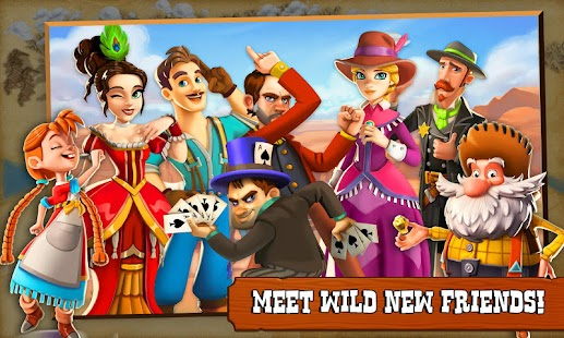 Westbound Build Magic City! APK for iPhone