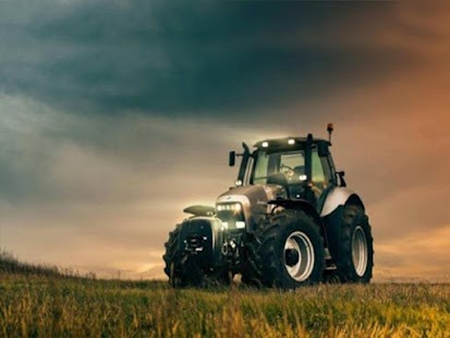 antithesis design tractor pull
