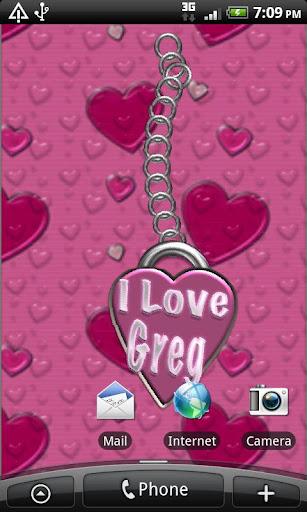 I Love Greg