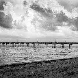 Dania Beach by Pocho Pov - Landscapes Cloud Formations