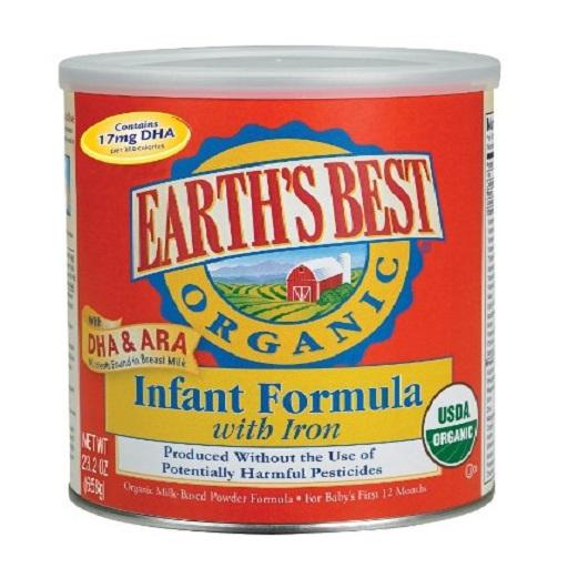 Earth's Best Organics Reviewed LOGO-APP點子