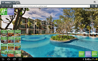 Screenshot of Asia Luxury Resort Virtual 360