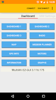 Screenshot of MultiWii EZ-GUI