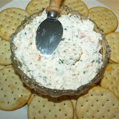 Easy Smoked Salmon Spread